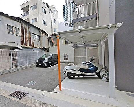 マンション(建物一部)-神戸市中央区二宮町3丁目 バイク置場完備