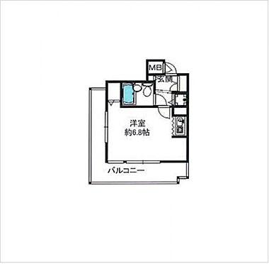 マンション(建物一部)-京都市中京区壬生相合町 間取り