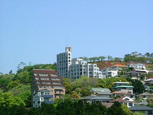 中古マンション-熱海市伊豆山 中央にある高台のマンションです。