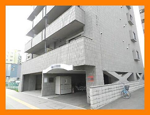 マンション(建物全部)-札幌市中央区北一条西22丁目 外観