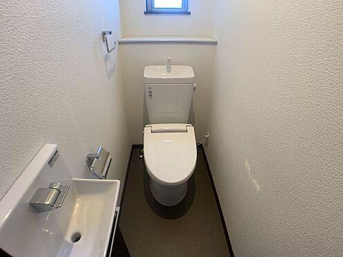中古一戸建て-安城市桜井町稲荷西 もちろん 1、2階にトイレがあるので朝も安心