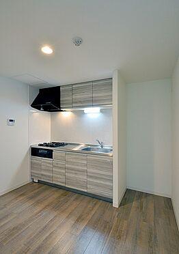 マンション(建物全部)-札幌市中央区南十一条西12丁目 キッチン