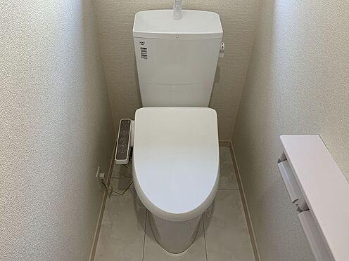 新築一戸建て-豊田市御船町 1.2階にトイレがあるので階段を上り降りしなくて済みます♪(こちらは施工事例です)
