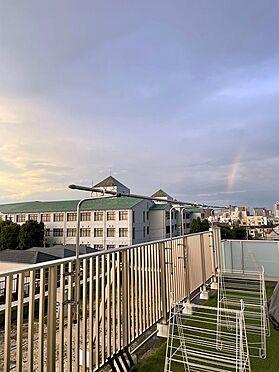 区分マンション-板橋区富士見町 ルーフバルコニーからの眺望です