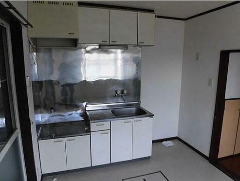 アパート-加須市愛宕2丁目 キッチン