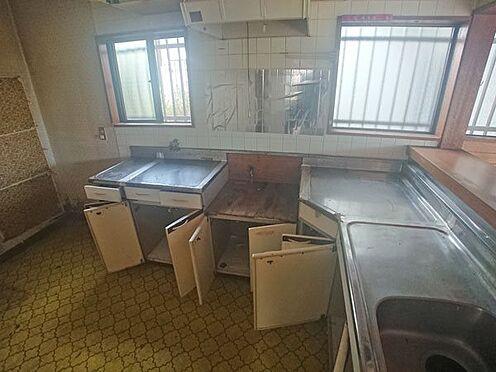 中古一戸建て-伊東市富戸大室高原 キッチンはリフォームしたいと思います。