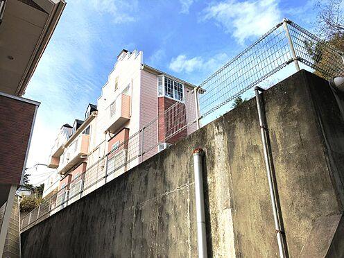 アパート-仙台市青葉区青葉町 B棟外観写真