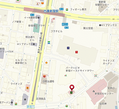 マンション(建物一部)-新宿区新宿6丁目 その他