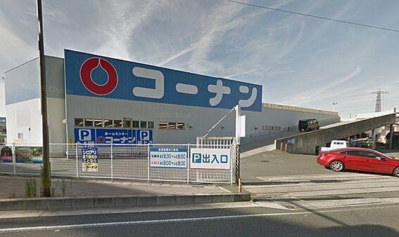 マンション(建物全部)-交野市寺2丁目 ホームセンターコーナン茄子作南店まで2326m