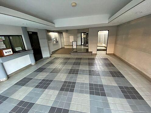 中古マンション-朝霞市岡1丁目 エントランス