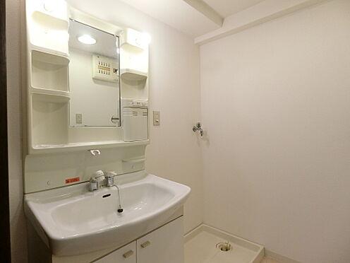 区分マンション-神戸市中央区神若通6丁目 洗面台、洗面所