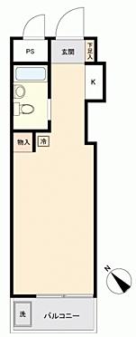 区分マンション-千葉市中央区新宿1丁目 間取り