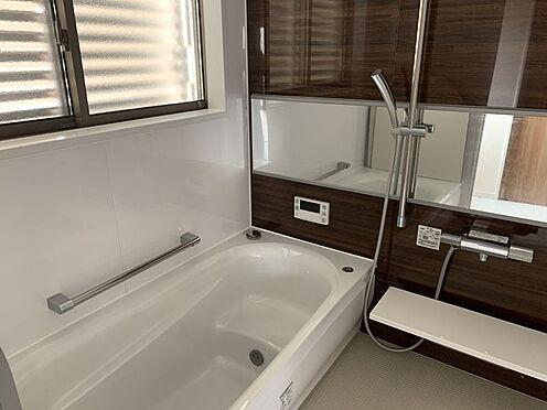 中古一戸建て-知多市南巽が丘4丁目 ゆっくりと足を延ばしてごくつろぎ頂ける浴室です