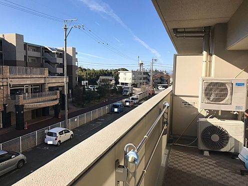 中古マンション-名古屋市緑区鳴海町字伝治山 眺望も良好です