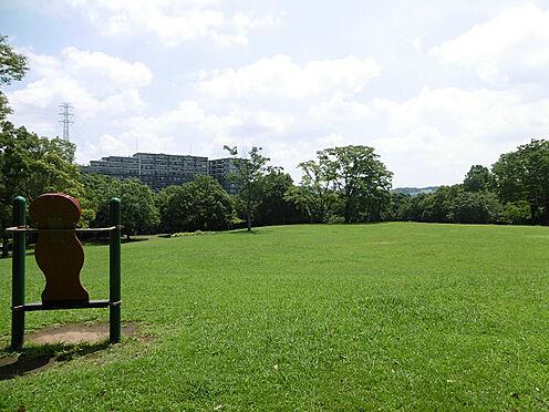 中古マンション-多摩市貝取2丁目 貝取北公園。