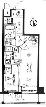 マンション(建物一部)-板橋区上板橋2丁目 間取り