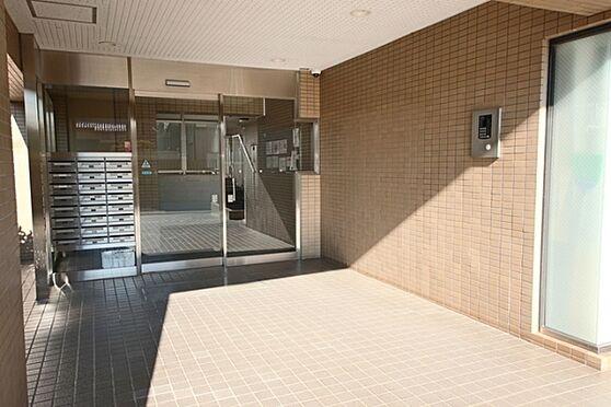 マンション(建物一部)-足立区保木間5丁目 エントランス