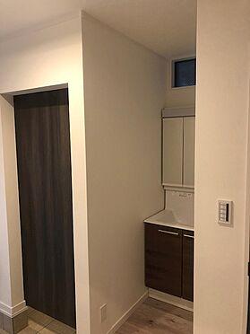 新築一戸建て-上尾市愛宕1丁目 1階洗面台