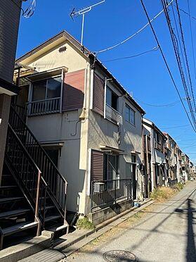 アパート-朝霞市朝志ケ丘4丁目 リホームしました、2階入居中、1階募集中、