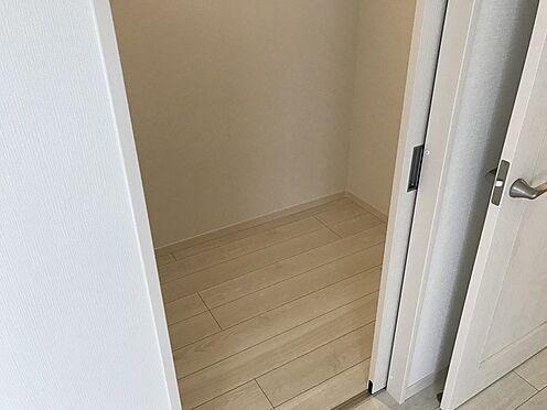 新築一戸建て-神戸市北区泉台5丁目 収納