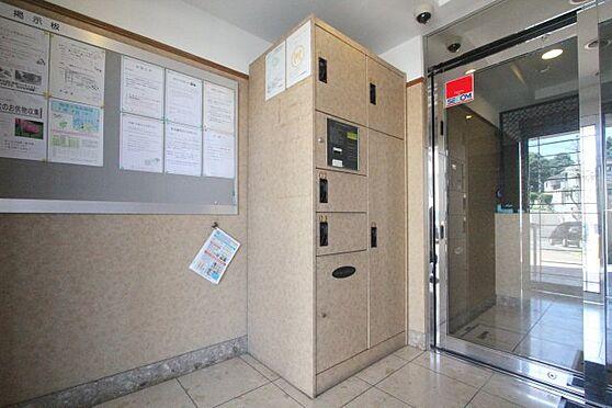 中古マンション-福岡市中央区谷2丁目 便利な宅配BOX完備!