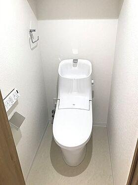 中古マンション-さいたま市中央区上落合8丁目 トイレ