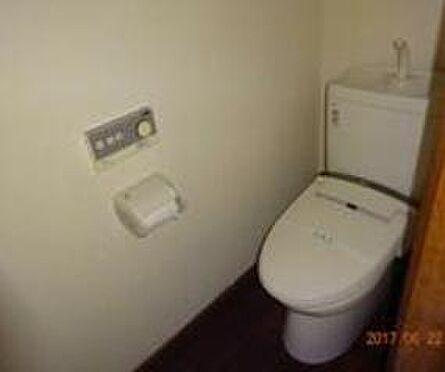 マンション(建物一部)-安芸郡府中町鹿籠1丁目 トイレ