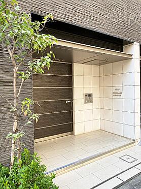 建物一部その他-中央区日本橋馬喰町1丁目 マンション入口
