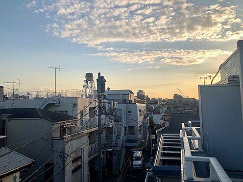 中古マンション-渋谷区幡ヶ谷3丁目 バルコニーからの眺望