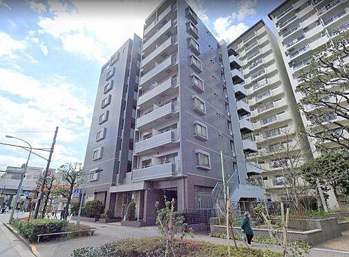 マンション(建物一部)-江東区大島7丁目 角地に立地する視認性の良いロケーション