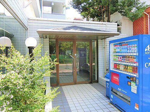 マンション(建物一部)-横浜市港北区綱島東3丁目 入口です。