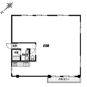 マンション(建物一部)-江東区東陽2丁目 間取り