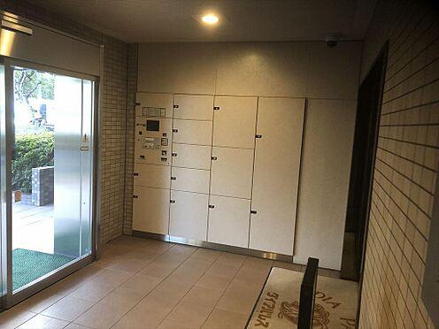 マンション(建物一部)-船橋市習志野台8丁目 宅配ボックス