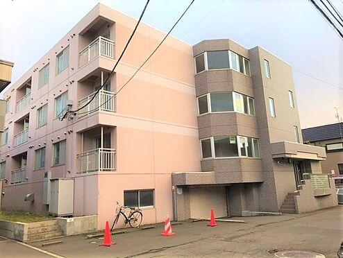 マンション(建物全部)-札幌市中央区南七条西17丁目 外観
