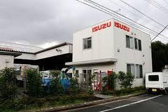 中古マンション-江戸川区松江2丁目 いすゞ自動車首都圏江戸川工場 徒歩8分。 580m