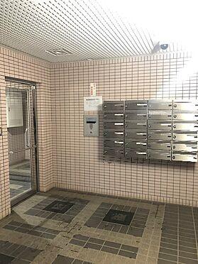 中古マンション-鶴ヶ島市富士見4丁目 エントランス