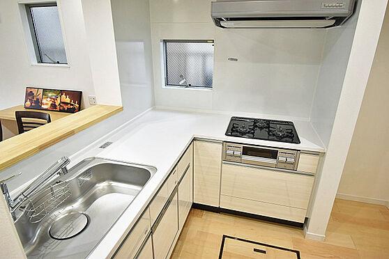 新築一戸建て-杉並区井草5丁目 キッチン