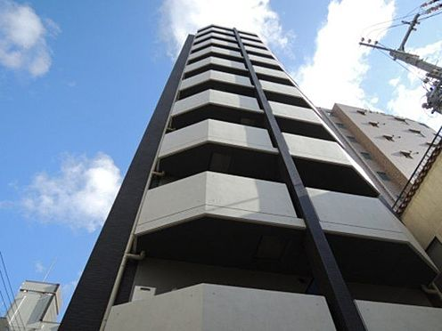 マンション(建物一部)-大阪市西区江戸堀3丁目 スッキリとした外観