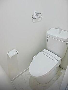 アパート-荒川区町屋1丁目 トイレ