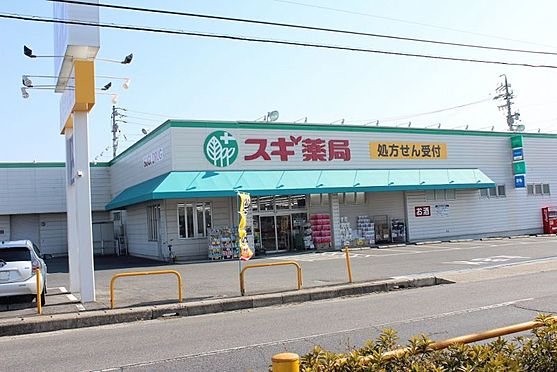 戸建賃貸-豊田市平戸橋町永和 スギ薬局 青木店まで徒歩約8分(607m)