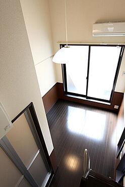 アパート-豊島区目白3丁目 ロフトからの室内