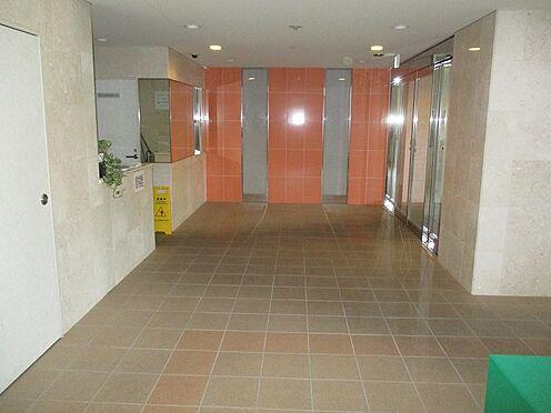 中古マンション-大阪市東成区中道2丁目 エントランスホール