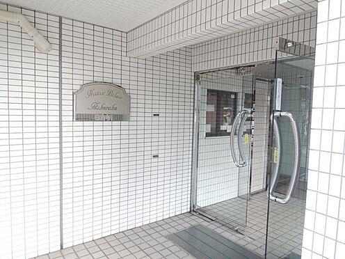 マンション(建物一部)-横浜市神奈川区白幡向町 エントランス