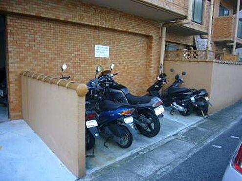 区分マンション-神戸市東灘区深江南町2丁目 バイク置場もあり。