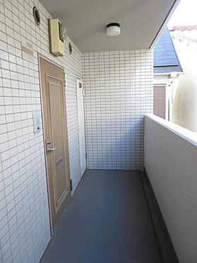 区分マンション-板橋区小茂根2丁目 共用廊下