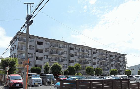区分マンション-鴻巣市吹上富士見4丁目 外観