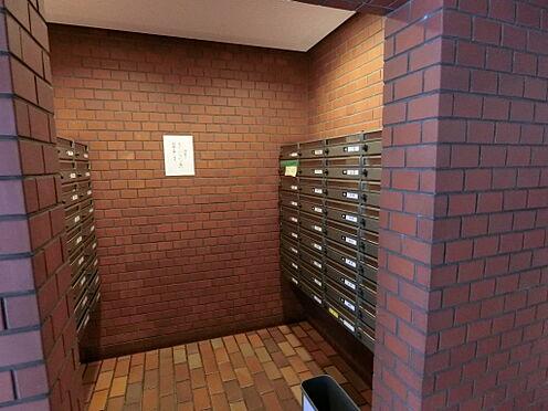 中古マンション-渋谷区千駄ヶ谷4丁目 メールボックス