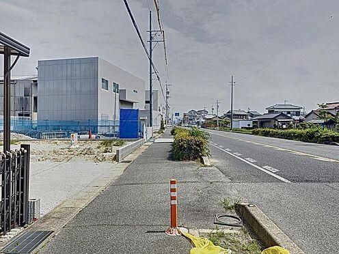 土地-豊明市新田町村合 名鉄「豊明」駅まで一本道です!