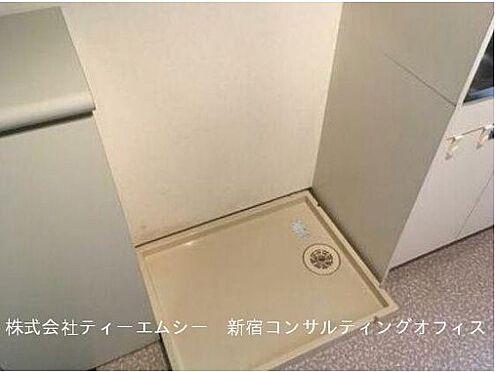 マンション(建物一部)-甲府市宮前町 室内洗濯機置き場