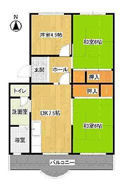マンション(建物一部)-神戸市北区甲栄台1丁目 最上階の南向き物件